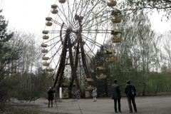 Журналісты наведалі Чарнобыльскую АЭС