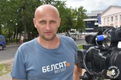 Журналіст-фрылансер пайшоў у ДАІ забіраць пасведчанне кіроўцы, а апынуўся ў шпіталі