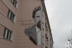 Незалежныя журналісты ў Гомелі аднаўляюць памяць пра архітэктара Шабунеўскага