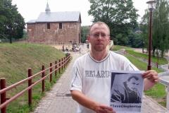 Гродзенскі журналіст падтрымаў палітвязня Алега Сянцова #SaveOlegSentsov