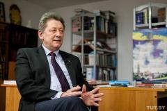 Посол Украины: Надеюсь, украинский телеканал в Беларуси заработает до нового года