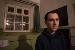 В бывшей тюрьме КГБ в Вильнюсе открылась выставка фотографий Максима Сарычева