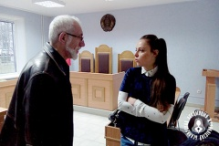 Журналістку Аліну Скрэбунову аштрафавалі за сюжэты пра «Шпаркага лося» і «Дранік-Фэст»