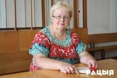 Журналістка Тамара Шчапёткіна змагаецца за права на інфармацыю