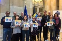 #StandUpForJournalism - Международная и Европейская федерации журналистов поддержали белорусских коллег