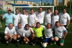 Каманда журналістаў ізноў выйграла футбольны кубак імя Карпенкі
