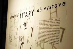 """Дзесяць майстроў дызайну прадставілі выставу """"Litary"""" ў Гродне"""