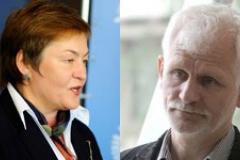 Беляцкий и Литвина обсудили ситуацию с правами человека в Беларуси с представителями ЕС