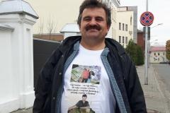 Віцебскі абласны суд пакінуў ў сіле штраф журналісту Змітру Лупачу
