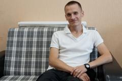 Анархіста Міколу Дзядка ізноў аштрафавалі і затрымалі пасля суда