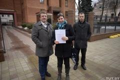 Ананіч: У Беларусі дастаткова пляцовак для дыялогу паміж журналістамі і міліцыяй