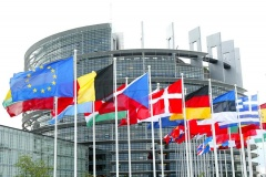 Заместитель председателя ОО «БАЖ» Олег Агеев принял участие в конференции в Европейском парламенте
