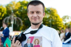 Police Suspect Blogger Andrei Pavuk of Bomb Hoax,  Ask People Not to Help Him.