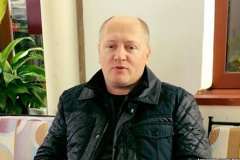 A Ukrainian Journalist Pavel Sharoyka Tried behind Closed Doors for Espionage
