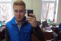 Загінуў 25-гадовы журналіст НТВ, якога некалі ў эфіры пабіў п'яны дэсантнік