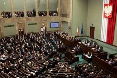 Польскі парлямэнт прыняў закон аб Радзе нацыянальных СМІ