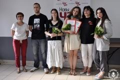 У Мінску названыя лаўрэаты журналісцкай прэміі імя Аляксея Караля (шмат фота)