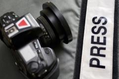 У 2015 годзе колькасць парушэнняў правоў журналістаў ва Украіне зменшылася ўтрая