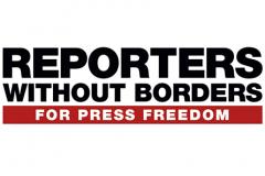 """""""Рэпарцёры без межаў"""" асуджаюць вытурванне журналістаў і блогераў з участкаў для галасавання"""