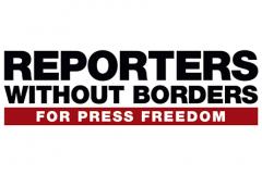 """""""Репортеры без границ"""": Независимые журналисты в Беларуси не должны быть целями судебного преследования или жестокости полиции"""