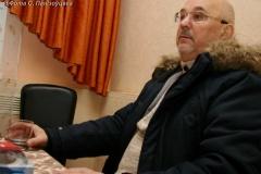 Крычаўскія бажаўцы сустрэліся з праваабаронцам Гары Паганяйла