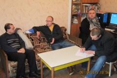 Семінар у Крычаве для журналістаў