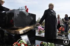 «Сила не в силе, сила в правде» — на могиле Павла Шеремета открыли памятник ФОТО