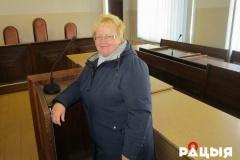 Брэсцкі абласны суд пакінуў штраф журналістцы Тамары Шчапёткінай у сіле