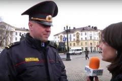 Журналістаў «Белсату» затрымалі ў Барысаве