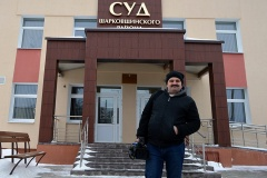 На Віцебшчыне журналіста хочуць прымусіць замаўчаць: з пачатку года — 2 156 рублёў штрафаў