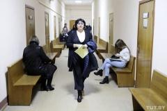 """У судзе пачаўся разгляд пазову бізнесмена Зайдэса да газеты """"Новы Час"""""""