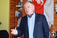 У Барысаве адбылася сустрэча сябраў БАЖ з Анатолем Гуляевым