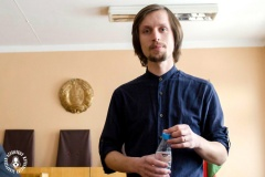 Справа супраць віцебскага журналіста скончылася рамонтам, а не судом