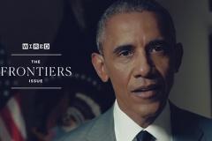 Журнал Wired выпустил номер «под редакцией» Барака Обамы