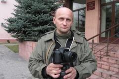 Кастуся Жукоўскага зноў выклікаюць у міліцыю