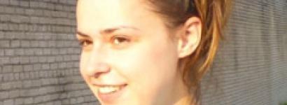 Аліна Скрабунова, фота svaboda.org