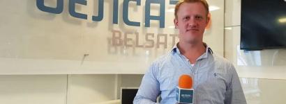 Журналіста Станіслава Івашкевіча затрымалі падчас спробы ўзяць каментар