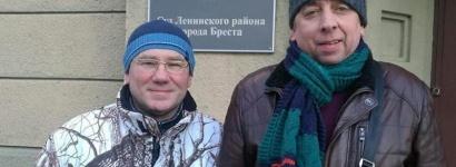 У блогера Аляксандра Кабанава выяўлены COVID-19, яго калега Сяргей Пятрухін з ізалятара таксама трапіў у шпіталь