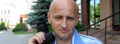 Кастусь Жукоўскі не паехаў у лоеўскі суд з-за параненай нагі