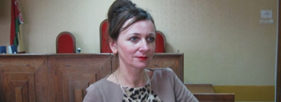 Ларысу Шчыракову пакаралі штрафам