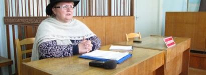 Брэсцкі аблсуд не задаволіў скаргу незалежнай журналісткі Тамары Шчапёткінай