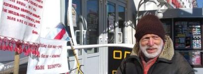 У Віцебску затрымалі Барыса Хамайду. Адразу пасля інтэрв'ю незалежнаму журналісту