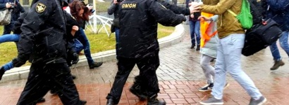 КПЧ ООН признал, что Беларусь нарушила права журналистки во время задержания