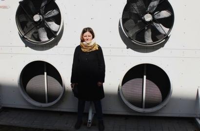 """Кацярына Сушко: """"Жыццё за МКАДам""""  — гэта нейкі міф"""