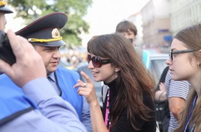 Катерина Борисевич о работе с МВД: Если кому-то не угодил, просто делают вид, что тебя нет
