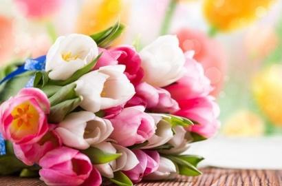 Накануне 8 Марта «Kур'ер» запускает конкурс «С праздником, любимая!»