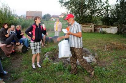 Валанцёрскія справы БАЖ у Полацку