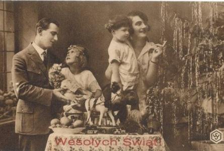 Кабаре и толкучки в лавках. О чем писали гродненские газеты накануне Рождества 100 лет назад