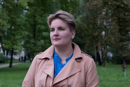 Алёна Дубовик: «Именно так чувствуют себя люди, захваченные террористами»