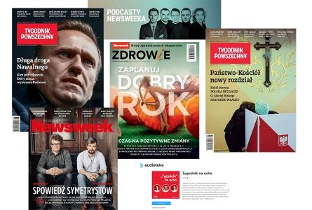 Между принтом и онлайном: польский опыт изданий Newsweek Polska и Tygodnik Powszechny